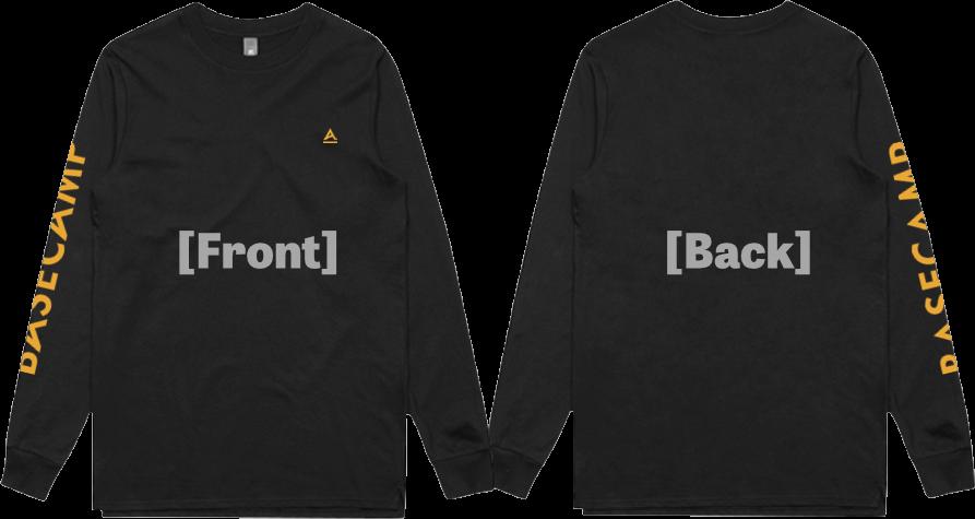 basecamp 2020 tee t shirt design 3