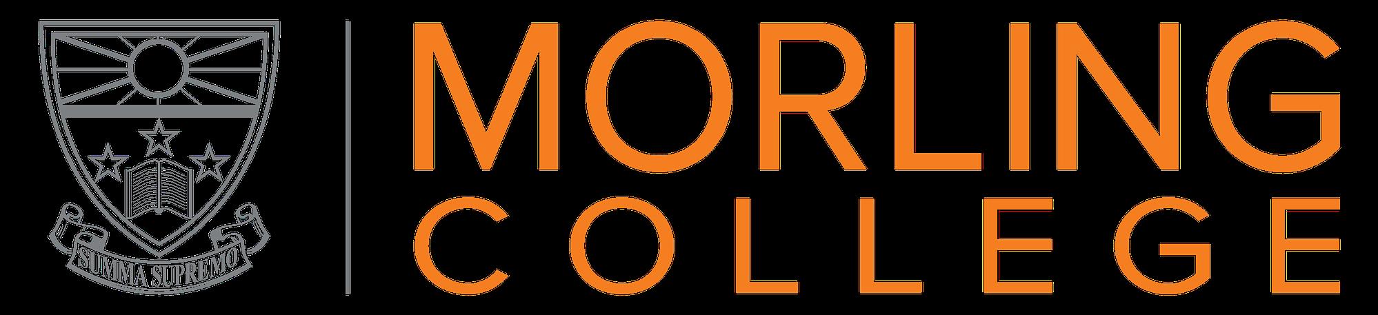 basecamp 2020 partnership logos morling college logo